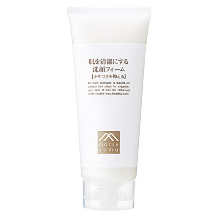 Cleansing Foam (Dryness Control) / M-mark series brown label