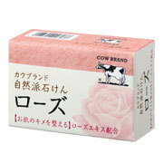 Natural Soap Rose / COW BRAND