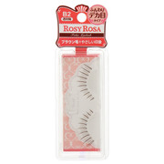 Brown False Eyelashes / ROSY ROSA