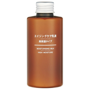 Aging Care Moisturizing Milk High Moisture / MUJI