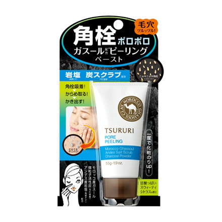 Horny Removing Peeling Ghassoul Power / Tsururi