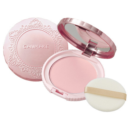 Transparent Finish Powder / CANMAKE