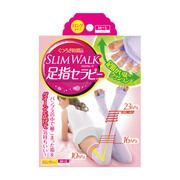 Slim Walk Toe Therapy Home Relax Socks (Long)  / Slim Walk