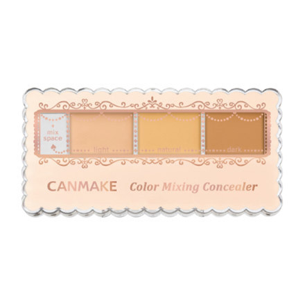 Coloring Mix Concealer / CANMAKE