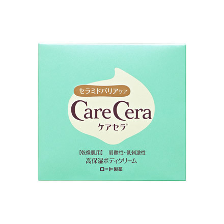 Extra Moisturizing Body Cream / CareCera
