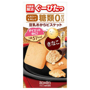 Gu-pita Soy Milk Curd Biscuits / Naris Up Cosmetics