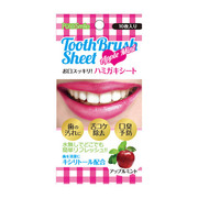 Toothpaste Sheet Apple Mint