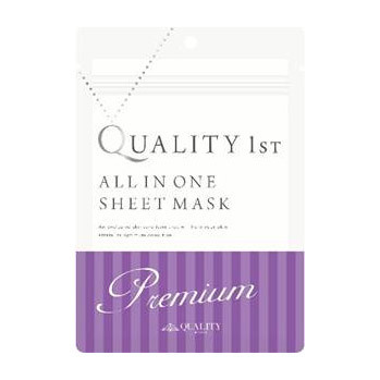 All In One Sheet Mask Premium / QUALITY FIRST