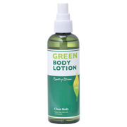 Medicated Green Body Lotion / Country & Stream