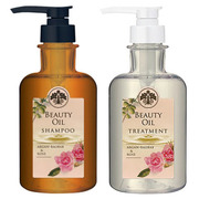 Beauty Oil Shampoo/Treatment Argan Baobab & Rose / Tree of life