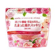 Relaxing Rose Spa Salt / ALOVIVI