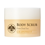 Dead Sea Salt Body Scrub Grapefruit / Tree of life