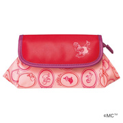 Make-up Pouch (Where's Little Me?) Red