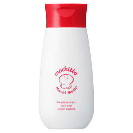 Non-Foaming Face Wash / mochitto