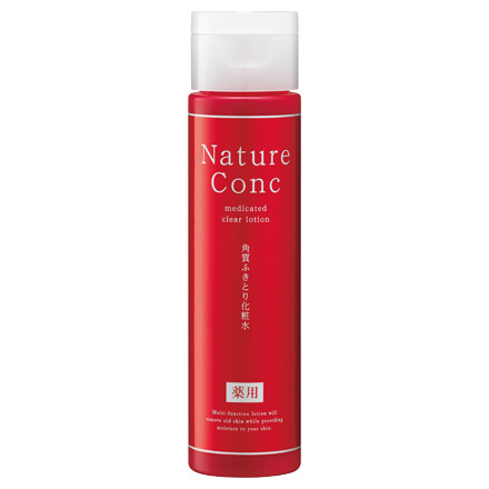 Nature Conc Medicated Clear Lotion / Naris Up Cosmetics