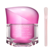 White Lucent Multi-Bright Night Cream / SHISEIDO