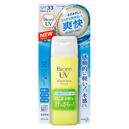 UV Aqua Rich Lotion / Biore