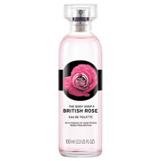 Eau De Toilette British Rose