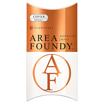 Area Foundy Cover / FLOW FUSHI