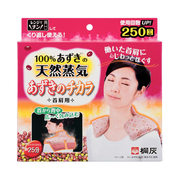 Red Bean Steam Warming Neck & Shoulder Pillow