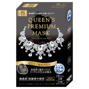 QUEEN'S PREMIUM MASK Pore Tightening Mask / QUALITY FIRST