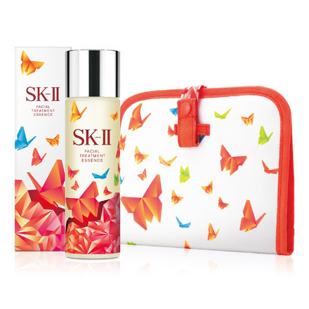 Facial Treatment Essence Spring Butterfly Limited Edition Coffret