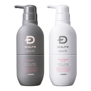 Scalp D Beauté S Medicated Scalp Shampoo (Volume)/Treatment Pack (Volume) / ANGFA