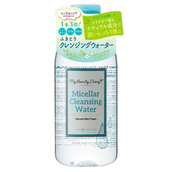 Micellar Cleansing Water / My Beauty Diary