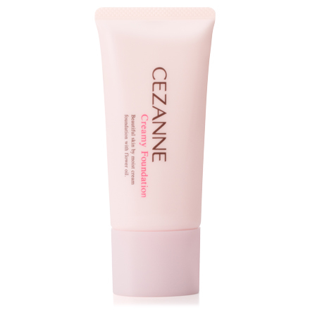 Creamy Foundation / CEZANNE