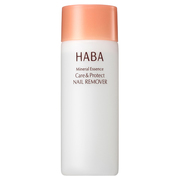 Mineral Essence Care & Protect NAIL REMOVER / HABA