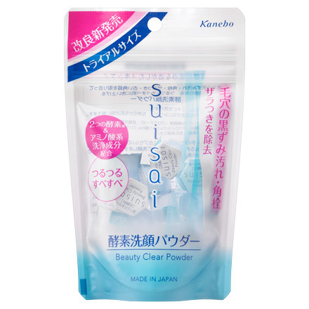 Beauty Clear Powder Wash / suisai