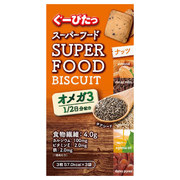 Gu-pita SUPER FOOD BISCUITS / Naris Up Cosmetics