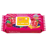 Mezama Sheet Ripe Fruits Moisturizing Type / Saborino