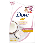 Body Wash Rich Care (Coconut Milk & Jasmine) / Dove