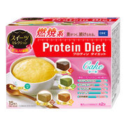 Protein Diet Cake Sweets Selection
