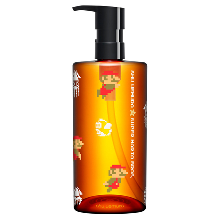 Ultime8 Sublime Beauty Cleansing Oil / shu uemura