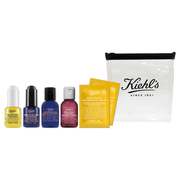 2017 NEW YEAR Kiehl's 24 Hour Oil Start Kit