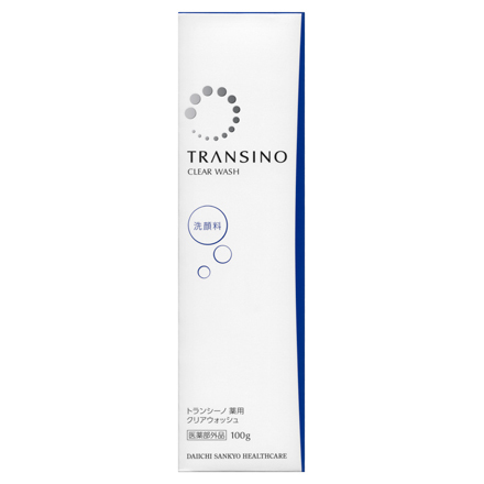 Medicated Clear Wash / Transino