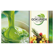 Fruit Green Juice GOKURICH