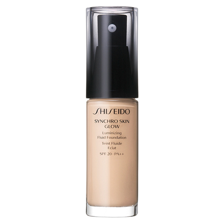 Synchro Skin Glow Luminizing Fluid Foundation / SHISEIDO