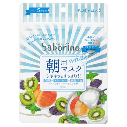 Mezama Sheet Fresh Fruits White Type / Saborino