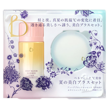 °C Beauty Summer Beauty Water Set / BENEFIQUE