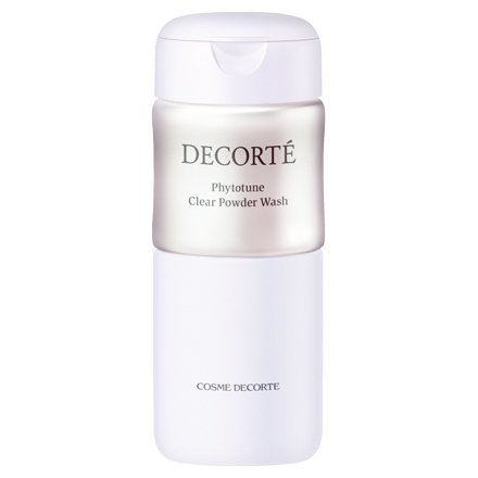 Phytotune Clear Powder Wash / DECORTÉ