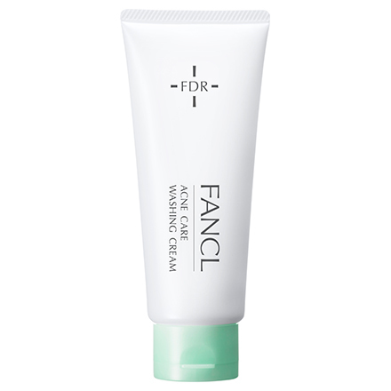 FDR Acne Care Washing Cream / FANCL