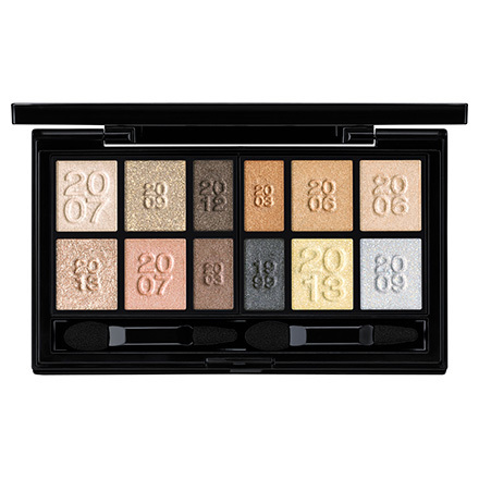 best eye shadow selection / KATE