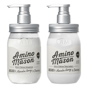 Amino Mason Moist Whip Cream Shampoo/Treatment