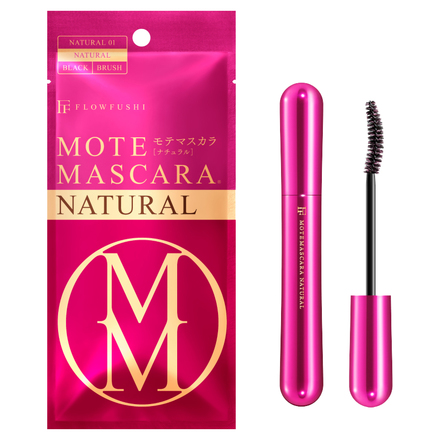 MOTE MASCARA NATURAL 1 / FLOWFUSHI