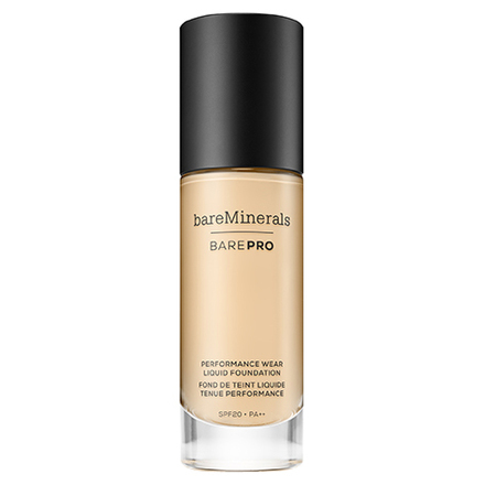 BAREPRO® PERFORMANCE WEAR LIQUID FOUNDATION / bareMinerals