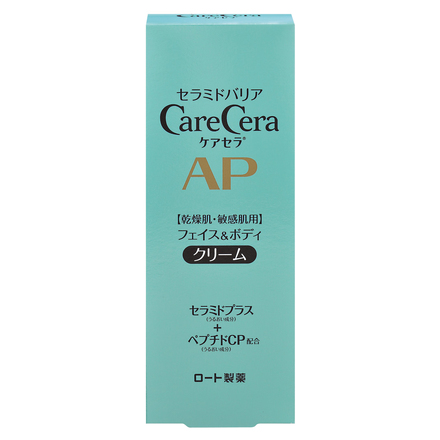AP Face & Body Cream / CareCera