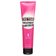 2-tone Treatment Hair Color